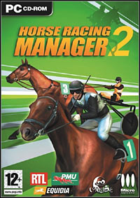 Game Horse Racing Manager 2 (PC) Cover