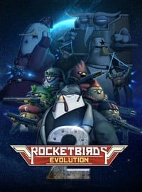 Game Rocketbirds 2: Evolution (PS4) Cover