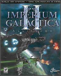 Game Imperium Galactica II: Alliances (PC) Cover