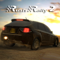 Rush Rally 2 Game Box