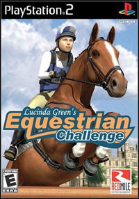 Game Lucinda Green's Equestrian Challenge (PS2) Cover