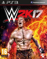 WWE 2K17 (2016) PS3 - PROTOCOL