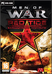 Gra Men of War: Red Tide (PC)