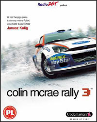 Gra Colin McRae Rally 3 (PC)
