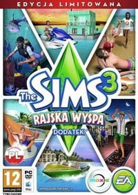 The Sims 3: Island Paradise Game Box