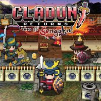 Game Cladun Returns: This is Sengoku! (PC) Cover