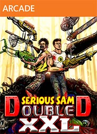 Serious Sam Double D [X360]