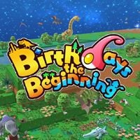 Game Birthdays the Beginning (PS4) Cover