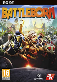 Game Battleborn (PC) Cover
