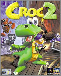 Croc 2: Kingdom of the Gobbo's ok�adka