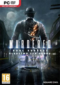 Murdered: Soul Suspect Game Box