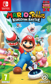 Game Mario + Rabbids: Kingdom Battle (Switch) Cover
