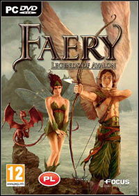 Okładka Faery: Legends of Avalon (PC)