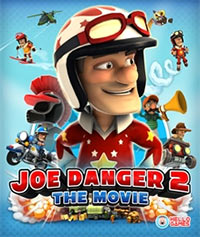 Joe Danger 2: The Movie ok�adka