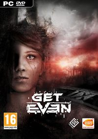 Get Even Game Box