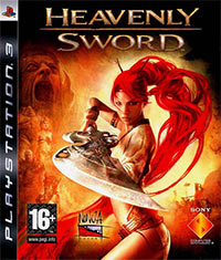 Okładka Heavenly Sword (PS3)