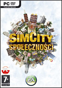 SimCity Societies Game Box