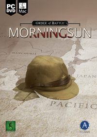 Game Order of Battle: Morning Sun (PC) Cover