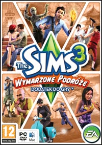 Gra The Sims 3: World Adventures (PC)