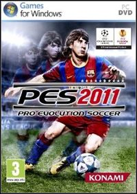 Pro Evolution Soccer 2011 (PC) ok?adka