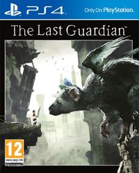 Game The Last Guardian (PS4) Cover