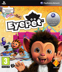 EyePet Game Box