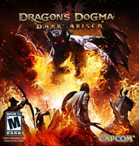 Game Dragon's Dogma: Dark Arisen (X360) Cover