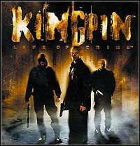 Game Kingpin: Life of Crime (PC) Cover