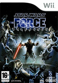 Okładka Star Wars: The Force Unleashed (Wii)