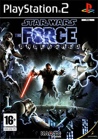 Okładka Star Wars: The Force Unleashed (PS2)