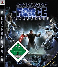 Okładka Star Wars: The Force Unleashed (PS3)