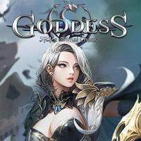 Game Goddess: Primal Chaos (iOS) Cover