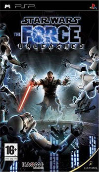 Game Star Wars: The Force Unleashed (PSP) Cover