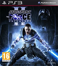 Star Wars: The Force Unleashed II (2010) PS3 - iCON