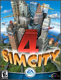 Gra SimCity 4 (PC)