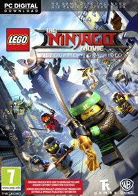 The LEGO Ninjago Movie Video Game Game Box
