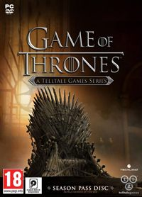 Game Game of Thrones: A Telltale Games Series - Season One (PC) Cover