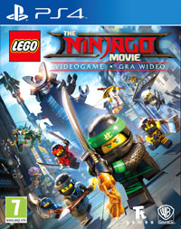 Game The LEGO Ninjago Movie Video Game (PC) Cover
