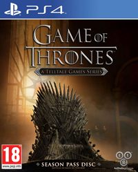 Okładka Game of Thrones: A Telltale Games Series - Season One (PS4)