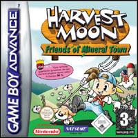 Game Harvest Moon: Friends of Mineral Town (GBA) Cover