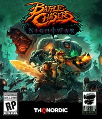 Game Battle Chasers: Nightwar (PS4) Cover