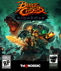 Game Battle Chasers: Nightwar (PC) Cover