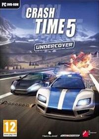 Game Crash Time 5: Undercover (PS3) Cover