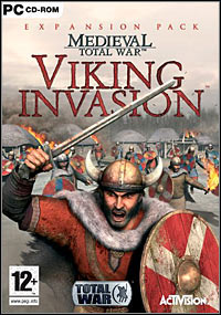 Medieval: Total War - Viking Invasion Game Box