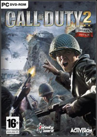 Call of Duty 2 Game Box