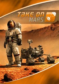 Game Take on Mars (PC) Cover