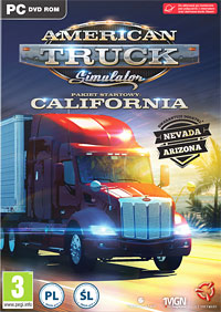 Okładka American Truck Simulator (PC)