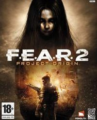 F.E.A.R. 2: Project Origin Game Box