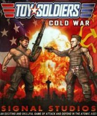 Toy Soldiers: Cold War - Touch Edition Game Box