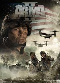 ArmA II Game Box